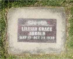 Lillian Grace Arnold