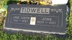 John Tidwell, Sr