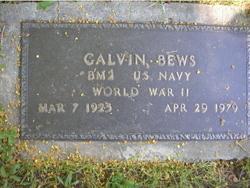 Calvin Bews