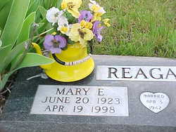 Mary Ellen <I>Kendall</I> Reagan