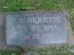 Charles Mudge Niquette
