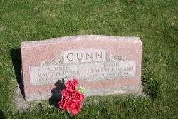 Maud M <I>Hyser</I> Gunn