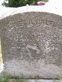 Harriet Ann <I>Spry</I> Baltimore