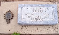 Susie Frances Friesz