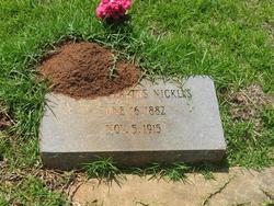 Clara <I>Perkins</I> Nickles