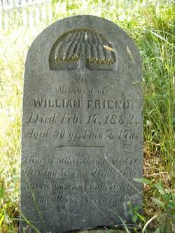 William Friend