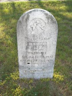 Maria <I>Klegin</I> Braatz