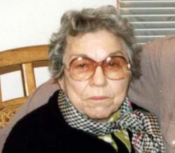 Clara Georgia <I>Bowden</I> Estabrook