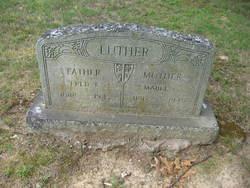 Mabel C. <I>Stevens</I> Luther