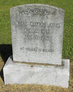 Adrian Clifton Jones