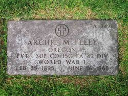 Archie M Feely