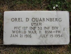 Orel Delbert Quarnberg