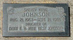 Shelly Kaye Johnson