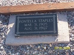 Foptella Staples