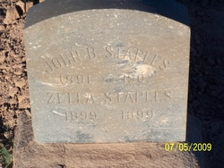 John B Staples
