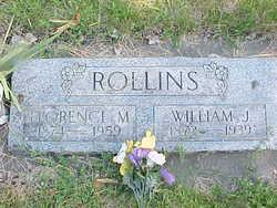 William J Rollins