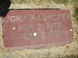 John Rudolph Luschen
