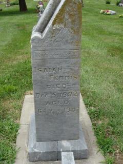 Isaiah Ferris, Jr