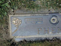Donald Dwight Phend
