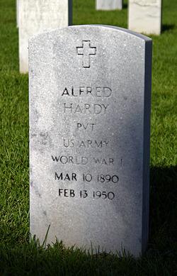 Alfred Hardy