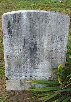 Samuel L Challender