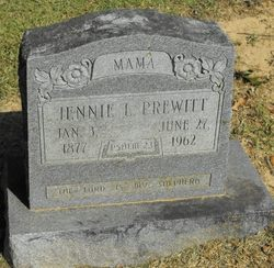 Jennie L. Prewitt