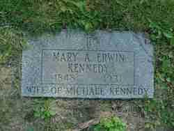 Mary Agnes <I>Erwin</I> Kennedy