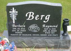 "Barbara ""Barb"" <I>Power</I> Berg"
