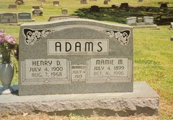 Henry D. Adams