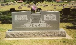 Wanda J. <I>Crawford</I> Adams