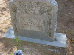 Lenora Jane <I>Pate</I> Baker