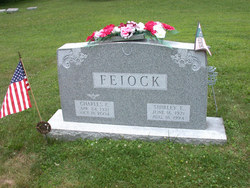 Shirley <I>Hallberg</I> Feiock