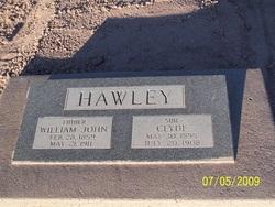 Clyde Hawley