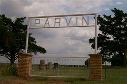 Parvin Cemetery