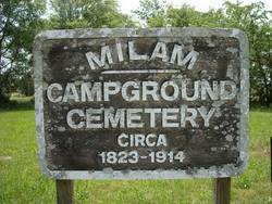 Milam Campground Cemetery