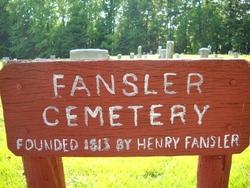 Fansler Cemetery