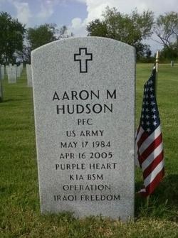 Aaron Mark Hudson