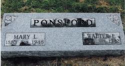 Walter Egbert Ponsford