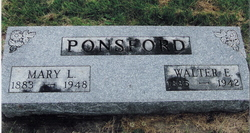 Mary L. <I>Bopp</I> Ponsford