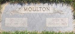 Jennie L Moulton