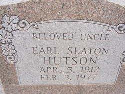 Earl Slaton Hutson