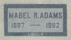 Mabel Retta <I>Zufall</I> Lincoln