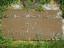 David Wilson Arave