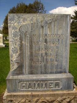 Charles Monteville Hammer, Jr