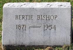 Bertie Bishop