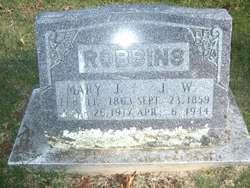"James Williams ""J.W."" Robbins"
