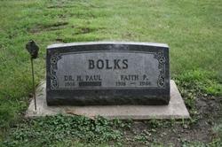 June Faith <I>Peterson</I> Bolks