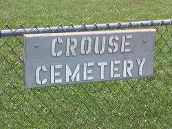 Martin Crouse Cemetery