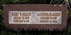 La Verna <I>Heaton</I> Allen