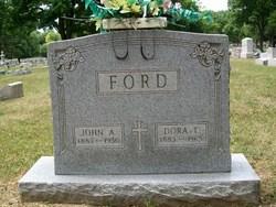 Dora <I>Smith</I> Ford